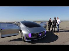 Mercedes Benz: Mercedes-Benz TV: A driving experience of a different kind – the F 015.