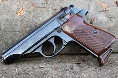 Walther PP made by Manufacture d'Armes de tir Chapuis sometime in the Chambered in ACP) Rumor has it that Manurhin made most if not a. Manurhin Walther PP Walther Pp, 22 Pistol, Ar Rifle, Guns Dont Kill People, Bushcraft, Fire Powers, Boys Wallpaper, Military Weapons, Guns And Ammo