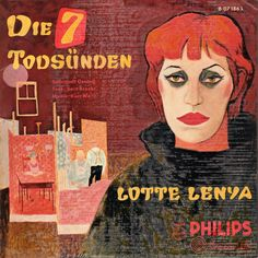 Lotte Lenya - Die 7 Todsünden (Vinyl, LP, Album) at Discogs