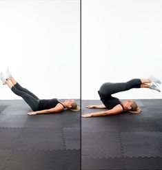 5 Minutes to a Flat Stomach: Corkscrew