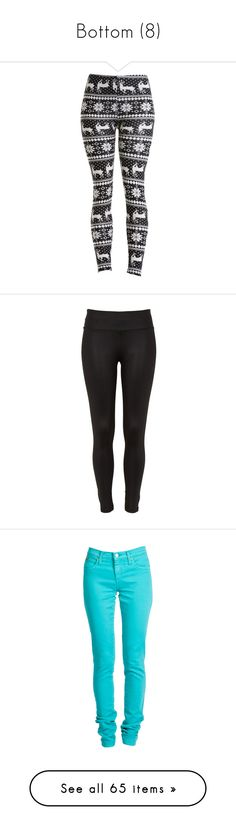 """""""Bottom (8)"""" by glitterals ❤ liked on Polyvore featuring pants, leggings, bottoms, calças, womens plus size leggings, paisley leggings, plus size pants, womens plus pants, paisley print pants and river island"""