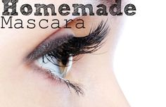 """Homemade Mascara! I was on Pinterest this week and discovered something really cool! I found a recipe for all natural homemade mascara! Now some of you may be thinking """"I'd rather buy mine from the store, thank you very much,"""" but then there are those who may say """"bring it on!"""" Some people cannot wear store bought...  Read More at http://www.chelseacrockett.com/wp/beautyschool/homemade-mascara/.  Tags: #AllNatural, #Diy, #HomemadeMascara, #Makeup, #Mascara, #Ch"""