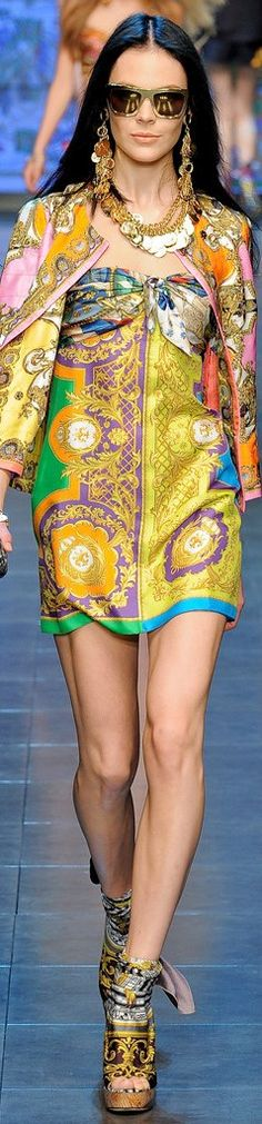 D & G   Ready to Wear   Spring