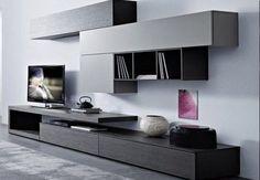 Rack Modulo LCD Filadelfia- Factory Muebles - fabrica de muebles de melamina, placards, racks lcd, muebles a medida