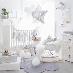 The most amazing nursery by pure bliss ✖️ see original post for product details Baby Boy Rooms, Baby Bedroom, Kids Bedroom, Room Baby, Best Baby Items, Baby 1st Birthday, Baby Nursery Decor, Nursery Ideas, Nursery Inspiration