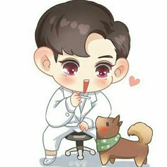 Chanyeol Chibi