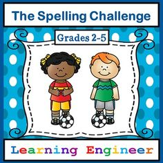 540 spelling words • 54 levels from grade 2 thru 5 • Testing pages • Teacher and Student Records • I created this packet because I wanted a way to include differentiated spelling in my curriculum without taking a lot of planning and instructional time. I give my students two packets at the beginning of the year; one for home and one for the classroom and I am done. Every student works through the packet at their own pace. $ #Spelling