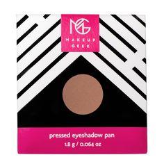 Makeup Geek Eyeshadow Pan Latte