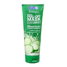 Freeman Feeling Beautiful Facial Peel-Off Mask, Cucumber, Skin Silkening This product is amazing. I tried it for the first time tonight and my skin is glowing. Best part, it's only 3.99 and it's super fun to use!