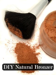 DIY Natural Bronzer