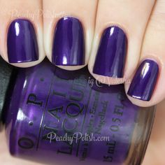 OPI I Carol About You | Holiday 2014 Gwen Stefani Collection | Peachy Polish