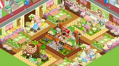 Cups/ Bakery Story game/ Obsessed