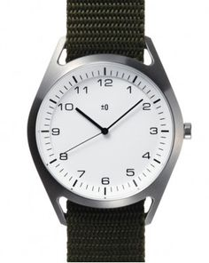 PlusMinusZero T0004 Watch - $486