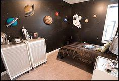 3D Solar System Wall Art Decor