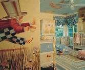 alice in wonderland baby rooms - Bing Images