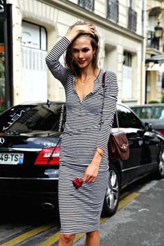 What to Wear on Your Next Date: T-Shirt Dress