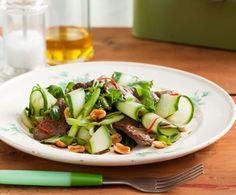 Een lekkere lunchsalade in 3 stappen | Gezond eten magazine