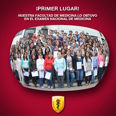 Digno de orgullo #Herediano, consolidamos nuestro liderazgo en la enseñanza de las Ciencias de la Salud, por cuarto año consecutivo. ¿Qué te parece?.