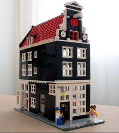 Amsterdam Canal house - Patrick Bosman