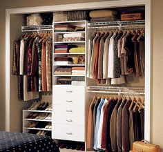 built-in closet storage http://www.hometone.com/hidden-storage-space-home.html