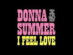 Donna Summer - I Feel Love (Patrick Cowley Mega Mix) [HD]