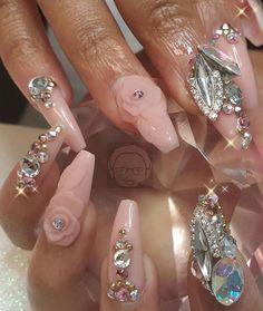 SLAYED!!!!!! Nails by @that_diva_tina ・・・ Your nails @__mackisses__ thank you boo...#savannah #savannahtech #savannahnailtech #savannahtech #blacknailtech #rellstylesthesalon #cport #modernsalon #nails #nailsmagazine #augusta #savannahga #orlando #Fayetteville #followme #blacknailtech #bluffton #blackgirlsdonails #atlanta #atlantanails #atl #augusta