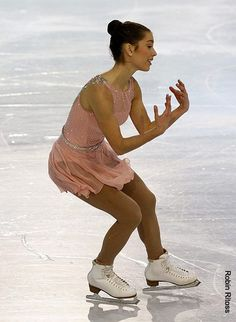 Alissa Czisny  GPF 2011, SP