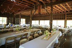 Weddings - Twinlow Camp and Retreat Center Wedding Reception, Wedding Venues, Wedding Ideas, Twin Lakes, Indoor Wedding, Indoor Outdoor, Weddings, Home Decor, Wedding Reception Venues