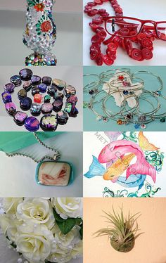 Sensational gifts from All or Nothing by Daveda on Etsy--Pinned with TreasuryPin.com