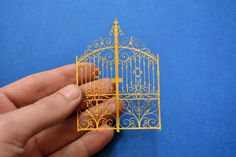 How to make photo etched metal parts at home