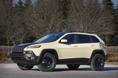 Jeep Cherokee Canyon Trail Concept (KL) '03.2015