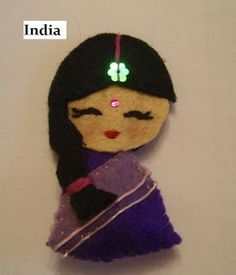 MISS GRETILLAS: India