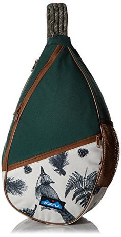 KAVU Womens Paxton Pack Snow Timber One Size *** More info could be found at the image url.