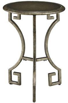 Greek key table