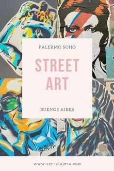 Disfruta del street art en Palermo Soho, el barrio más trendy de Buenos Aires #palermosohobuenosaires #streetart #turismobuenosaires #viajeargentina #argentinabuenosaires Palermo, Soho, Adventure, Frases, Buenos Aires, Mar Del Plata, The Neighbourhood, Traveling, Ideas
