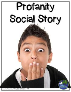 Whew! Profanity yall-yep this happened at the middle school a lot with my non typical kids. So how did I address it? I had to make it as unappealing to my kids as possible so I told them it made them look unintelligentBingo! It worked and I hope this story works for you!