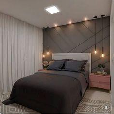 Room Design Bedroom, Bedroom Furniture Design, Room Ideas Bedroom, Home Room Design, Small Room Bedroom, Home Decor Bedroom, Bedroom Signs, Modern Luxury Bedroom, Luxurious Bedrooms