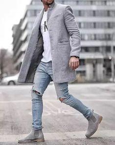 Mode Swag, Look Man, Herren Outfit, Mens Fashion Suits, Best Mens Fashion, Fashion Sale, Fashion Outlet, Fashion Kids, Paris Fashion