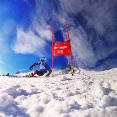 Headed back over the pond for some ski racing. @GoPro #goprohero3plus @head_ski @shredoptics #workingonmyphotoshopskills #Padgram