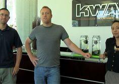 Fox Airsoft Visits KWA HQ