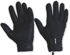 Mountain Hardwear Damen Power Stretch Stimulus Handschuhe Schwarz Sport Outdoor Camping & Outdoor