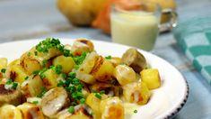 Kohlrabi in heller Soße ist ein klassisches rheinisches Gericht. Wir peppen den Klassiker etwas auf und zaubern eine pfiffige Kohlrabipfanne.