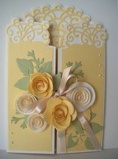 Butter and Cream by Paper Crazy Lady - Cards and Paper Crafts at Splitcoaststampers