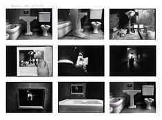 """Duane Michals, """"Things Are Queer"""" 1973"""