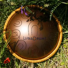 New copper/bronze finish for LunaDrum Chandra handpan Build Something, Bronze Finish, Copper, Christmas Ornaments, Holiday Decor, Christmas Jewelry, Brass, Christmas Decorations, Christmas Decor