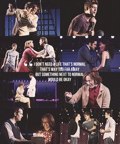 Next to Normal- Want to see a performance of this sooo badly