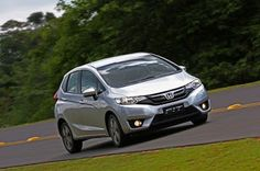 Honda Fit ganha novos atrativos em sua linha 2016 | Jornalwebdigital