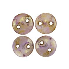 Eureka Crystal Beads - 6mm GOLD SMOKED TOPAZ OPAQUE LUSTER CzechMates Two Hole Lentil Beads Czech Glass (50 pcs), $2.45 (http://www.eurekacrystalbeads.com/6mm-lentil-gold-smoked-topaz-opaque-luster-two-hole-czechmates-czech-glass-beads-50/)