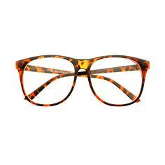 541e9ca8072 Large Clear Lens Retro Wayfarer Style Eyeglasses Frames Unisex W56