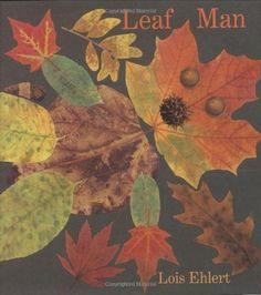 We read Leaf Man (Ala Notable Children's Books. Younger Readers (Awards)) by Lois Ehlert . After reading the book we went and gathered leaves outside. Then we made leaf art work. Autumn Activities, Book Activities, Preschool Books, Preschool Activities, Educational Activities, Preschool Education, Activity Ideas, Teach Preschool, Daycare Curriculum